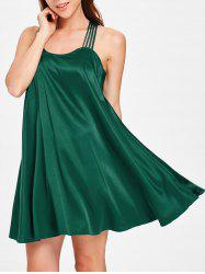 Strappy Swing Sleepwear Dress -