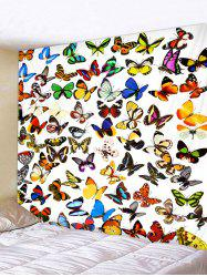 Butterfly Tapestry Wall Decoration -