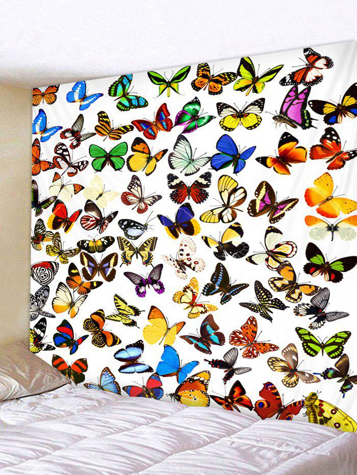 Cheap Butterfly Tapestry Wall Decoration