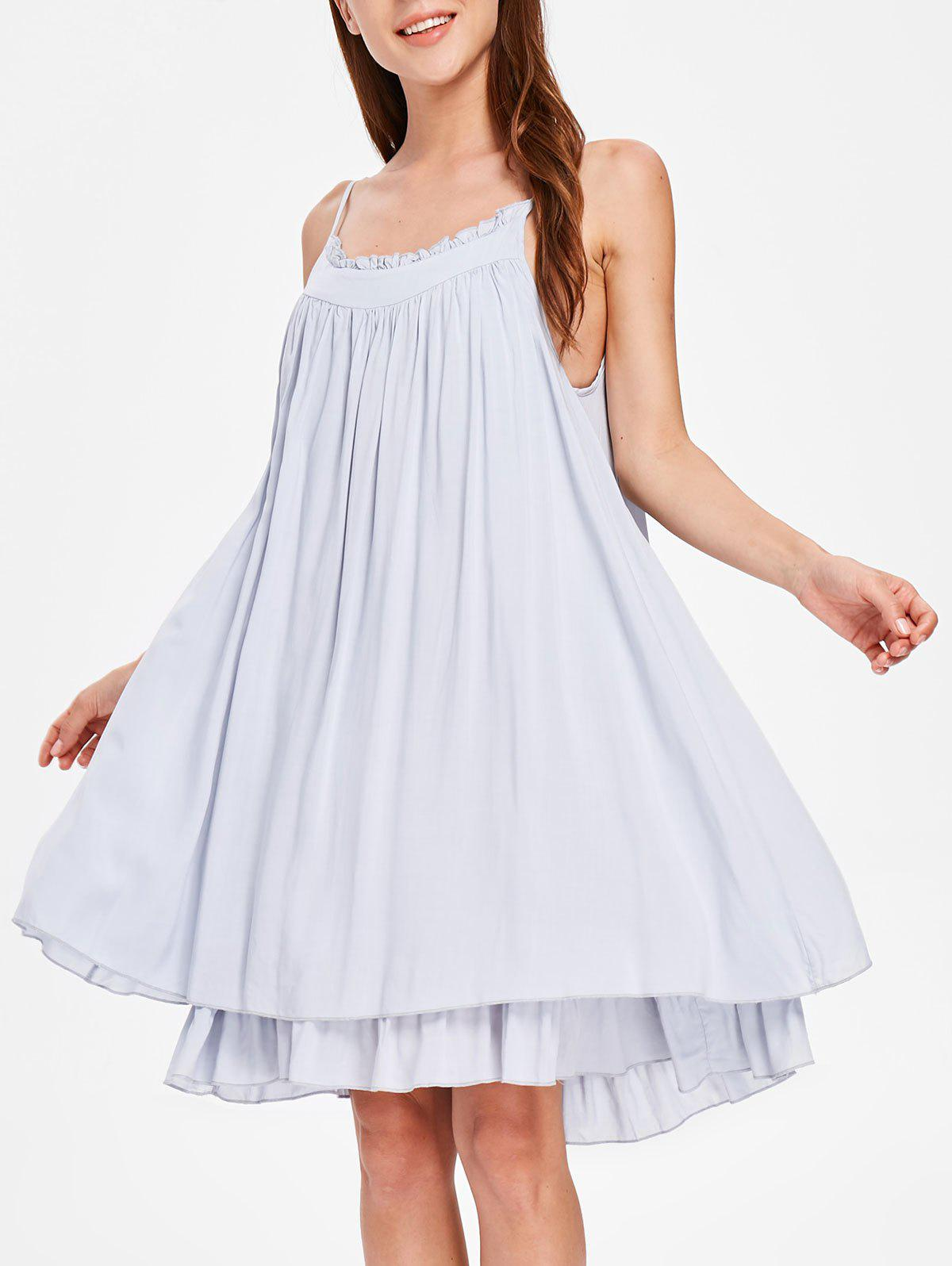 Slip Nightgown Dress