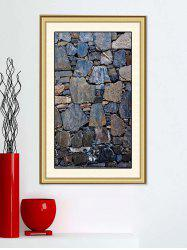 Stonewall Printed Wall Decor Stickers -