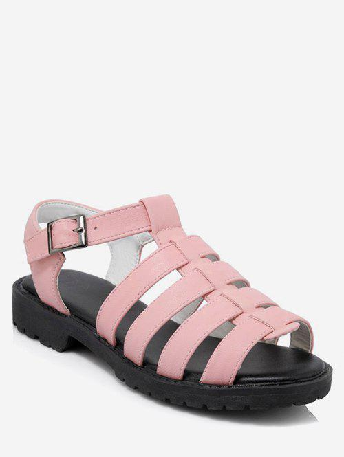 Online Plus Size Strappy Casual Holiday Sandals