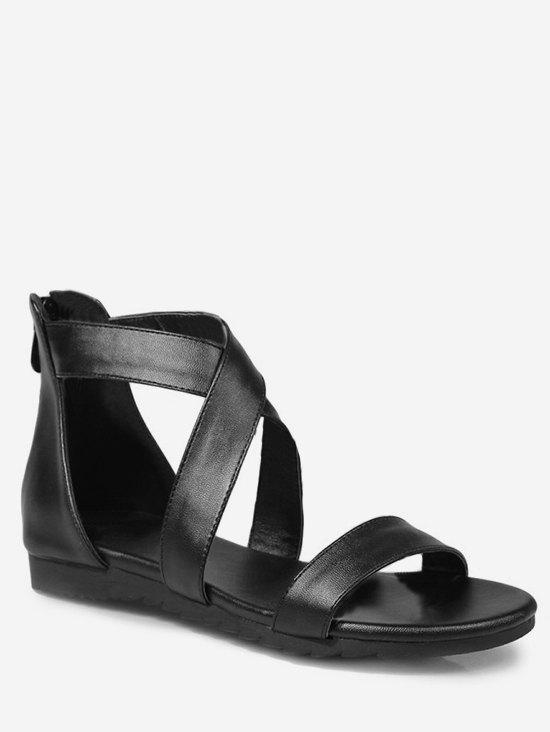 New Plus Size Vacation Going Out Sandals