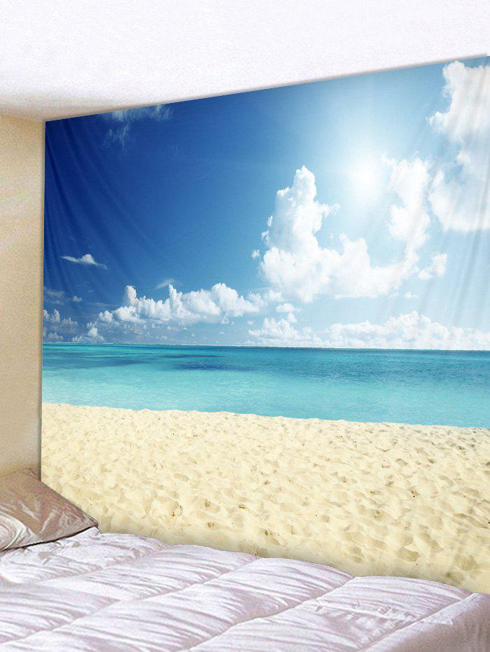 Outfit Sky Beach Print Tapestry Wall Decoration