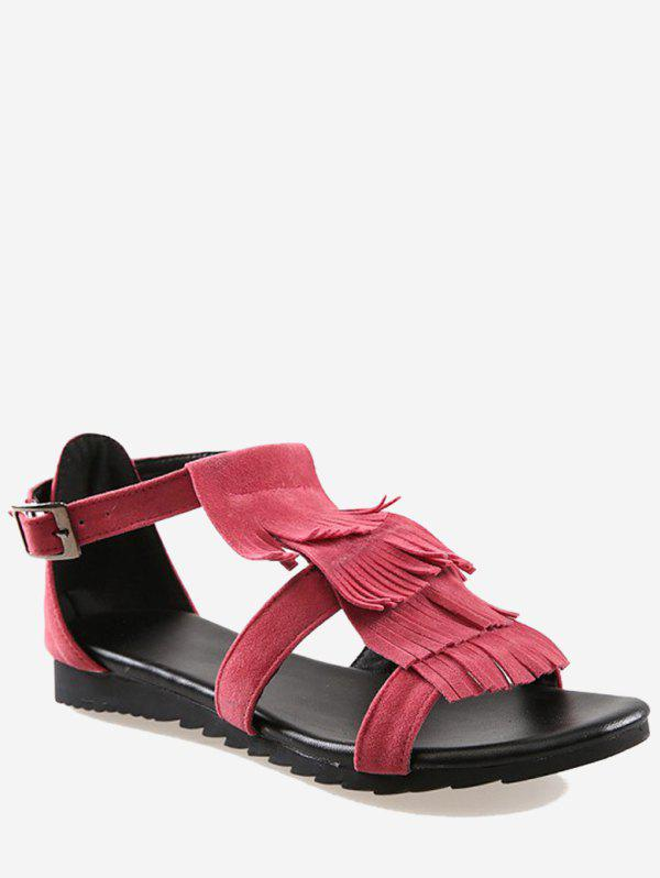 Hot Plus Size Fringes Leisure Going Out Sandals