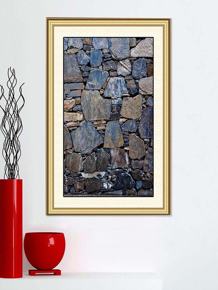Affordable Stonewall Printed Wall Decor Stickers