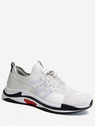 String Stretch Breathe Mesh Sports Sneakers -