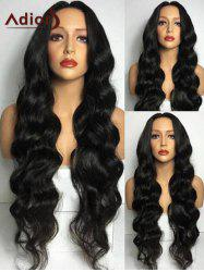 Adiors Long Middle Part Wavy Synthetic Wig -