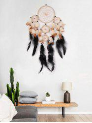 Beads Ornament Feathers Dream Catcher -