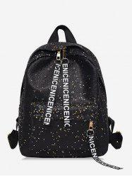 Daily Shining Glitters Practical School Backpack -
