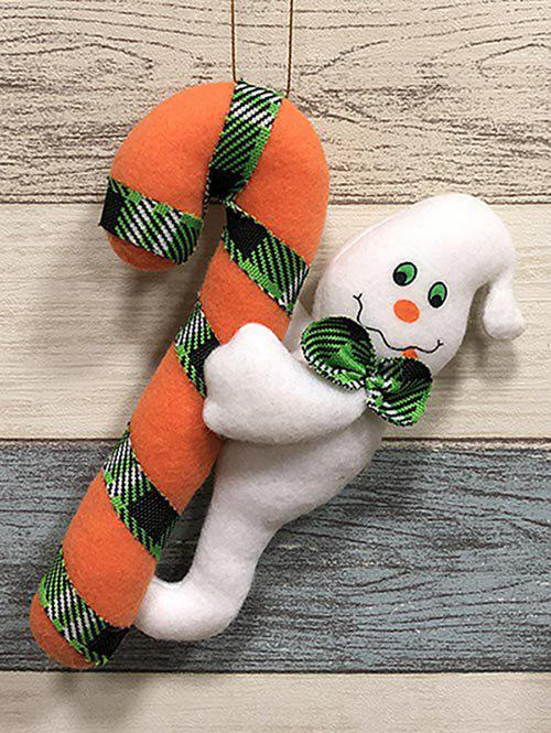 Fashion Halloween Candy Cane Hanging Decoration