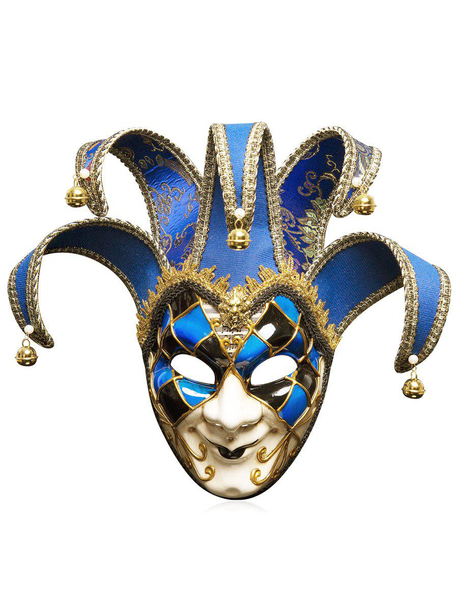Sale Halloween Festival Masquerades Party Jester Mask