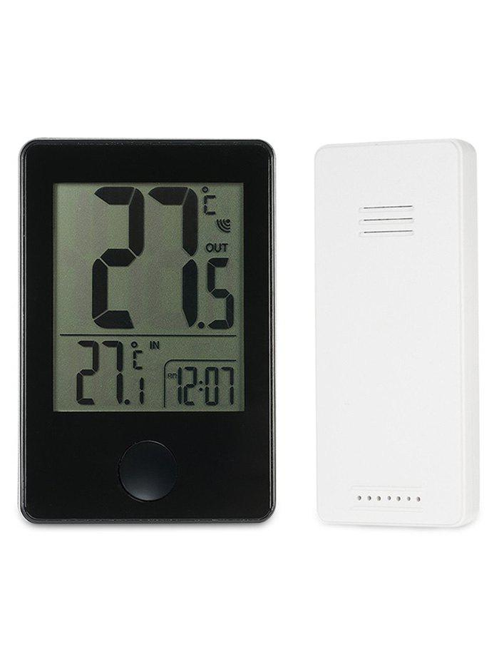 Fashion Smart Digital Display Thermometer With Indoor Outdoor Sensor