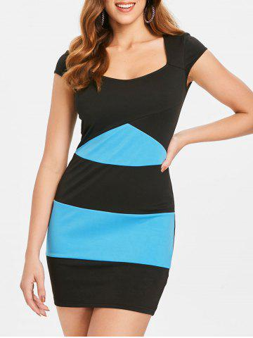 66493874aaa5 2018 Sexy Low-cut OFF-the-shoulder Solid Color Side Slit Bodycon ...