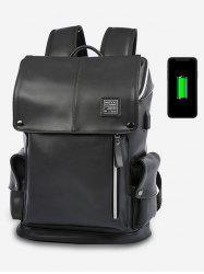 USB Charging Port Large Capacity Computer Backpack -