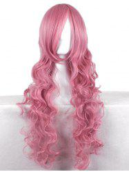 Long Curly Tail Adduction Cosplay Synthetic Wig -