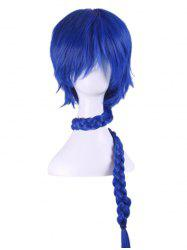 Long Braid Anime The Magic Flute MAGI Aladdin Cosplay Wig -