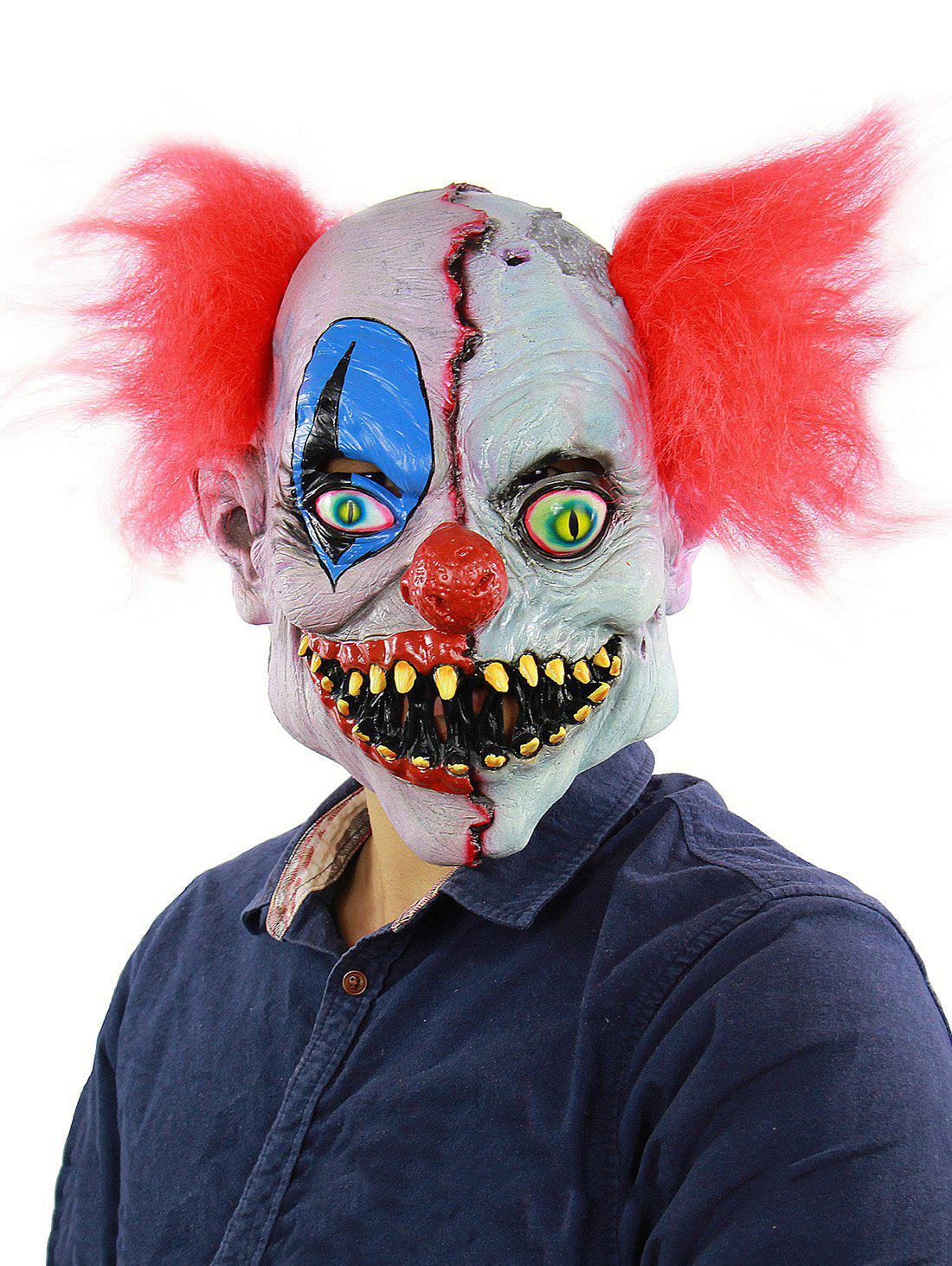 discount halloween scary clown mask