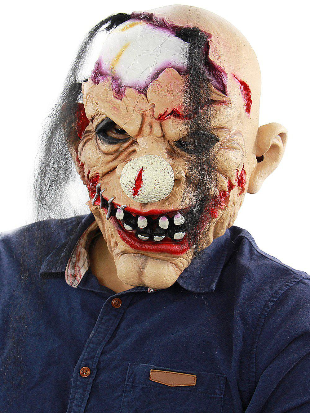 Multi Halloween Horror Joker Zombie Full Face Rubber Mask