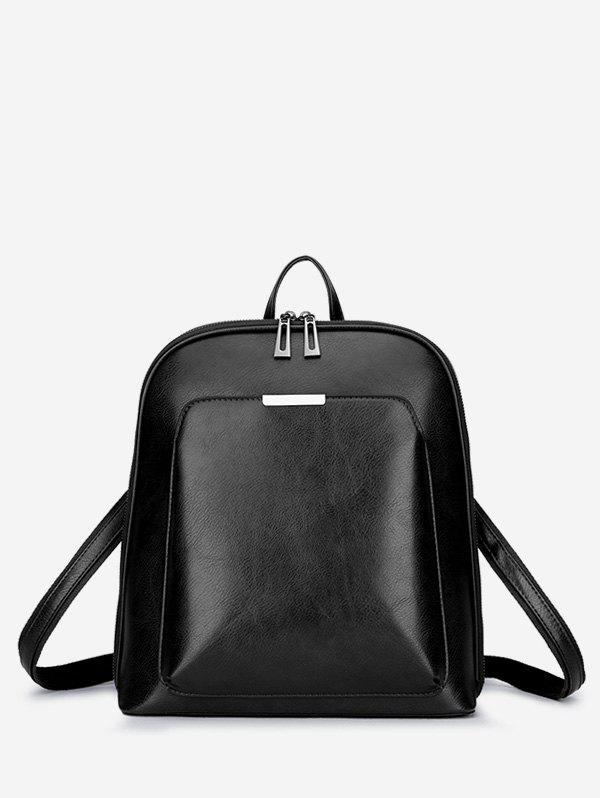 Online Solid Multi Functions Leisure Backpack