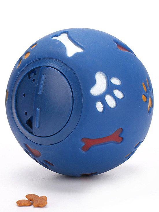 Best Bone Claw Footprint Pattern Rubber Leakage Ball