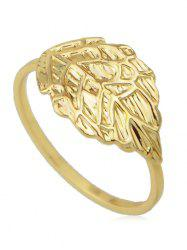 Leaf Design Finger Ring -