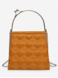 Metal Chain Minimalist Fashion Handbag -