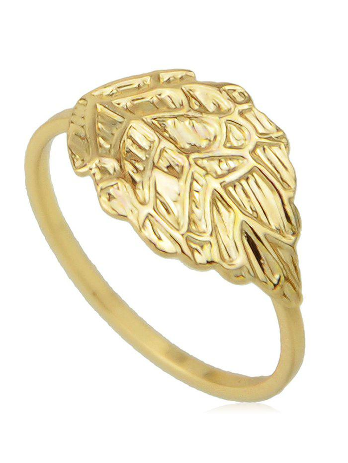 Shops Leaf Design Finger Ring