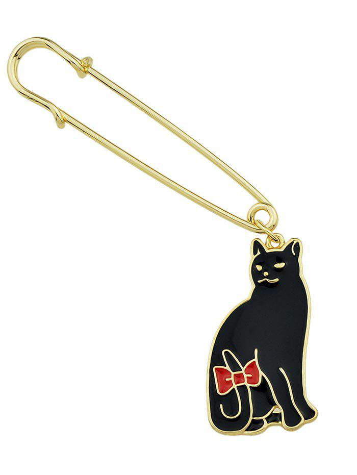 New Cute Cat Pendant Brooch Pins