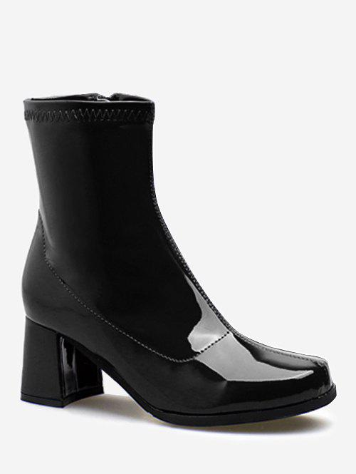 New Daily Mid Heel Ankle Boots