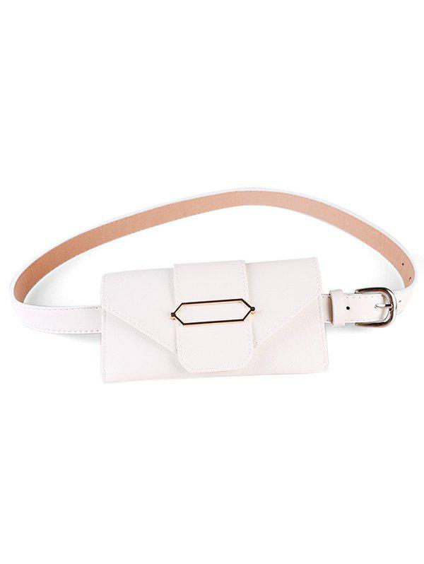 New Fanny Pack Faux Leather Phone Card Belt Bag