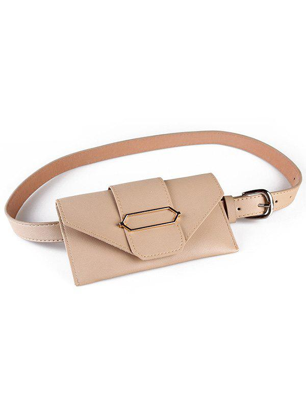 Discount Fanny Pack Faux Leather Phone Card Belt Bag