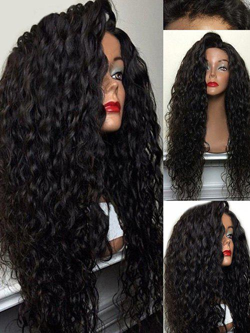 Store Long Side Bang Loose Curly Synthetic Wig
