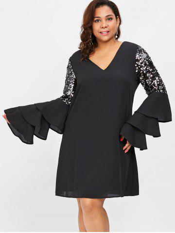 3d1816f5c3d3 Black Sequin Dress - Free Shipping, Discount And Cheap Sale | Rosegal