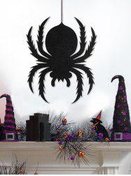 Halloween Spider Wall Hanging Decoration -