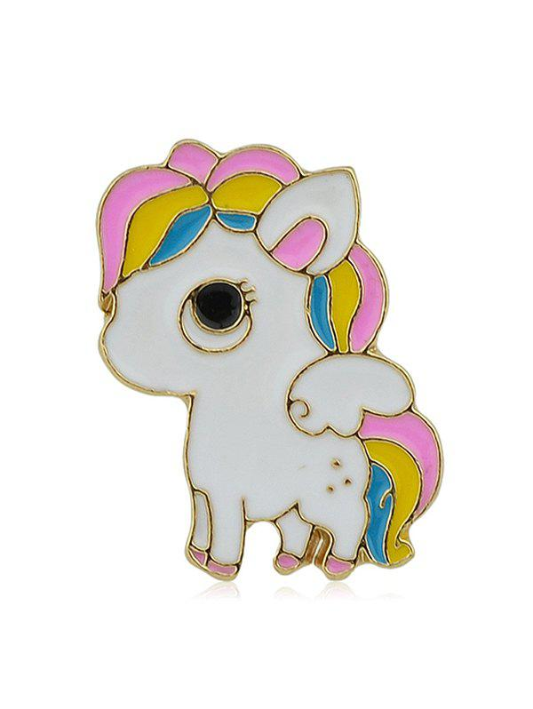 Broche Animal Design en Alliage