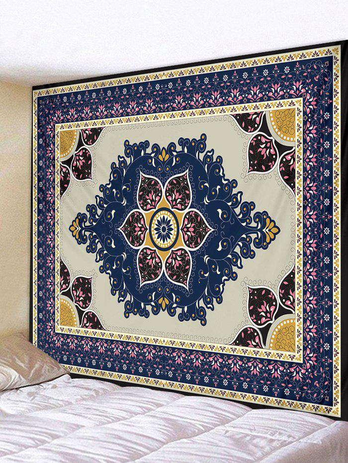 Fancy Wall Hanging Art Vintage Mandala Print Tapestry