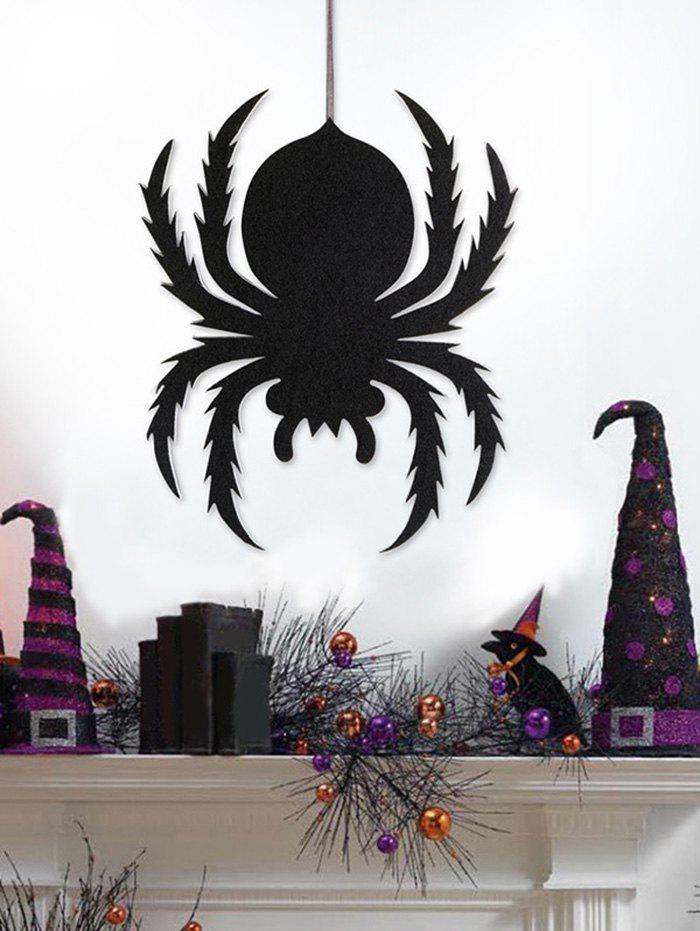 Fancy Halloween Spider Wall Hanging Decoration