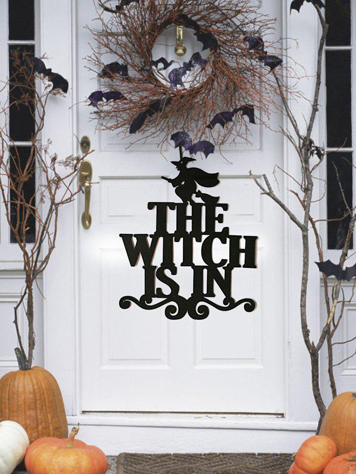 New Halloween Witch Wall Hanging Decoration