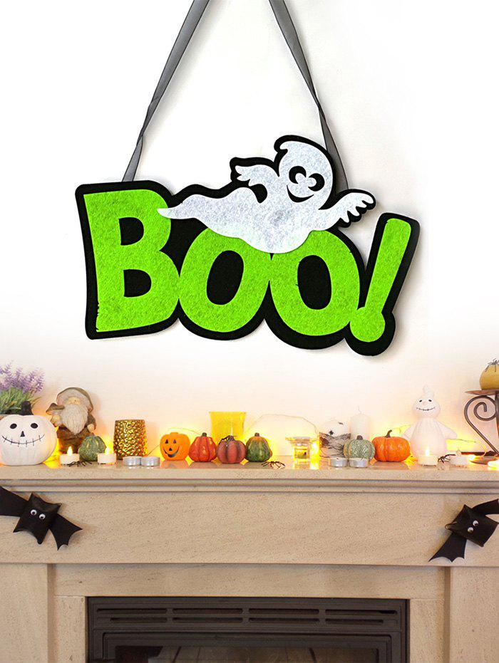 Online Halloween Boo Ghost Wall Hanging Decoration