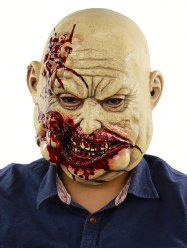 Blood Butcher Head Mask Halloween Party Accessories -