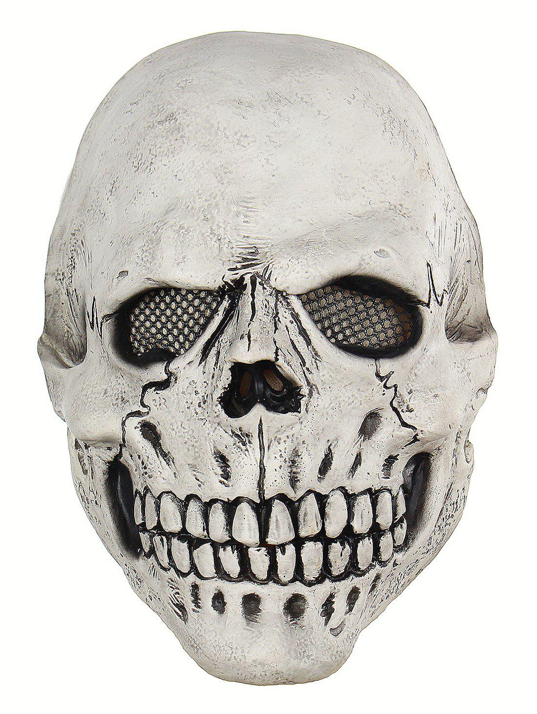 Sale Skull Head Mask Halloween Party Accessories