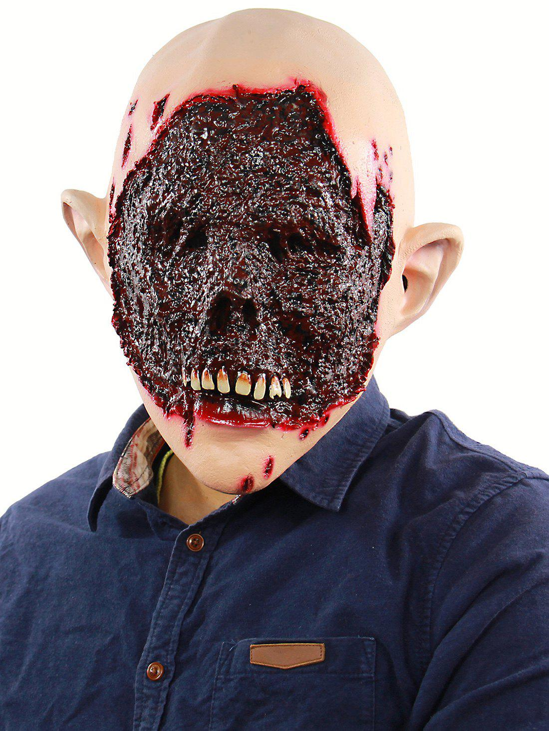 New Blood Zombie Face Head Mask Halloween Party Accessories