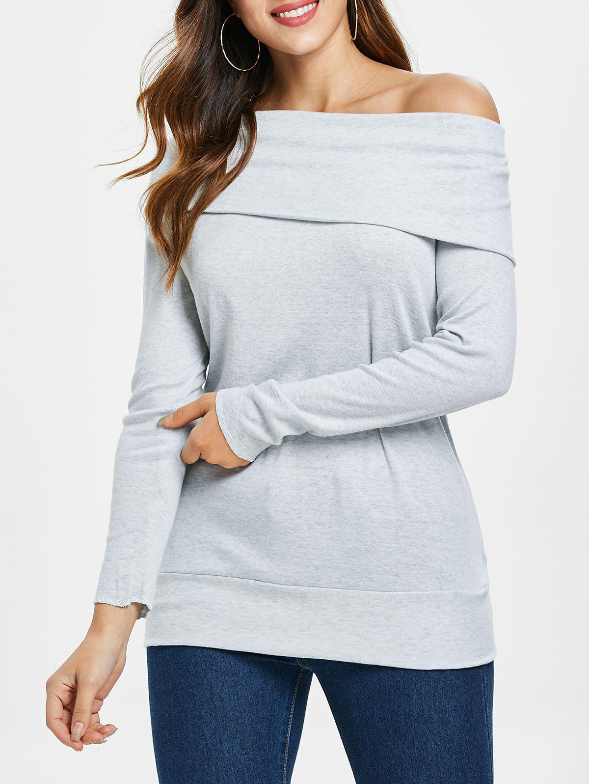 Outfits Off The Shoulder Multiway T-Shirt