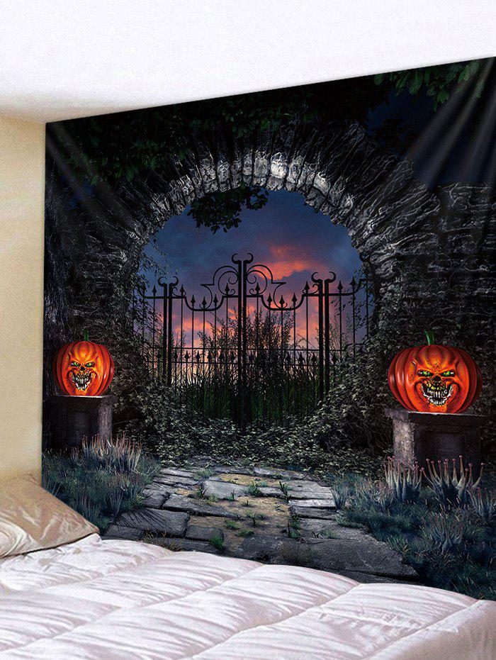 Outfit Hallowmas Pattern Wall Tapestry