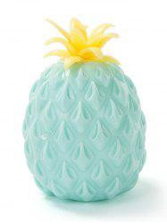 Pineapple Stress-relief Slow Rising Squishy Toy -
