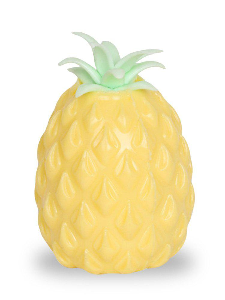 Affordable Pineapple Stress-relief Slow Rising Squishy Toy