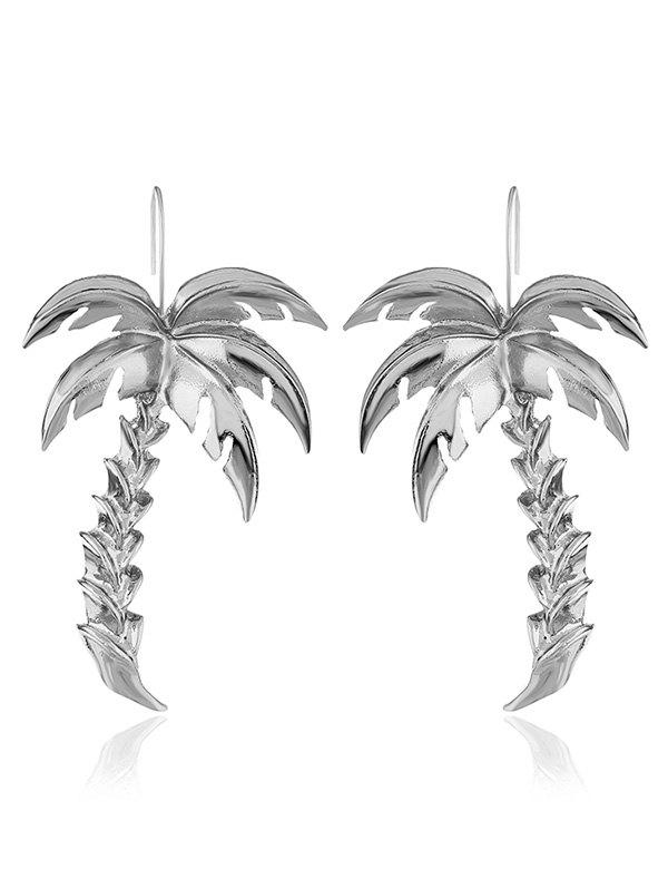 Discount Alloy Palm Tree Shaped Earrings
