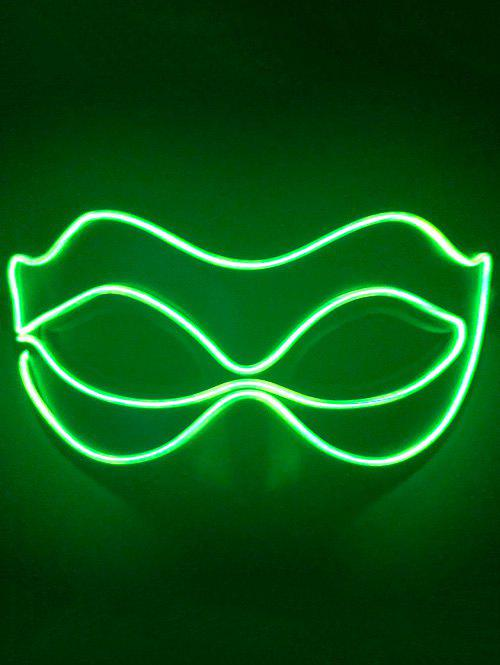 Hot Light Up Glowing Mask Halloween Accessories