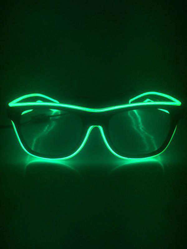 Outfits Party Accessories Light Up Glowing Glasses